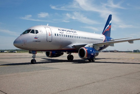 Aeroflot Signs Contract For 20 Russian Sukhoi Superjet 100 Aircraft