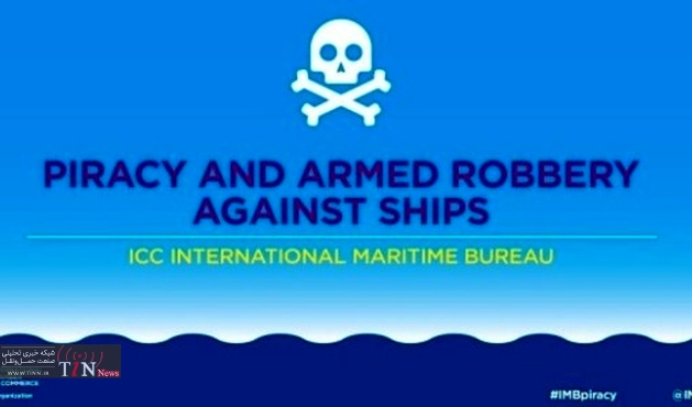 Maritime piracy hotspots persist worldwide despite reductions in key areas