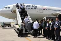 فرودگاه شیراز هم از عملیات حج سربلند بیرون آمد