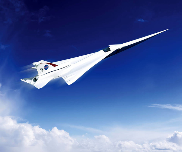 مقام روسیه: پروژه هواپیمای تجاری مافوق صوت زیانده خواهد بود