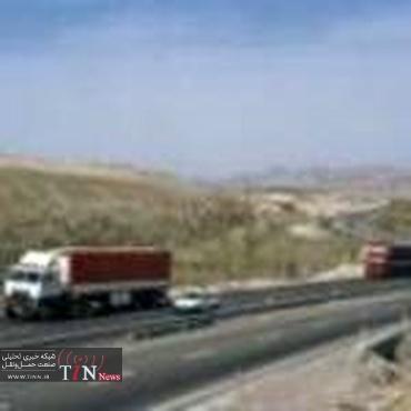 بیش از ۹ درصد ترانزیت کشور از جادههای خراسان رضوی صورت میگیرد