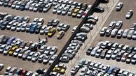 ۳۵ درصد ظرفیت پارکینگهای مهران خالی شد