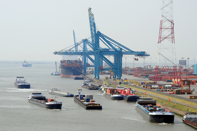 Port of Antwerp, Fluxys Team Up for CO2 Capture