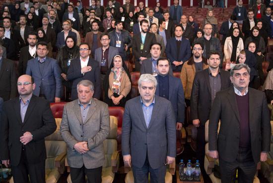 تصاویر| سومین همایش و نمایشگاه تهران هوشمند