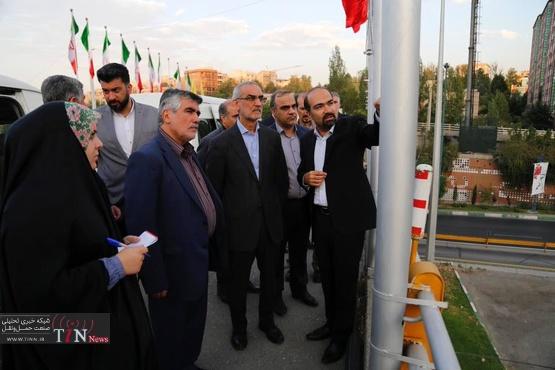 فاز دوم نظارت بر پروژههای ترافیکی مناطق ۲۲ گانه تهران