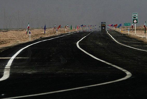 ممنوعیت تردد از آزاد راه شرق اصفهان