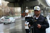دوربین های ثبت تخلفات رانندگی در ایلام فعال هستند