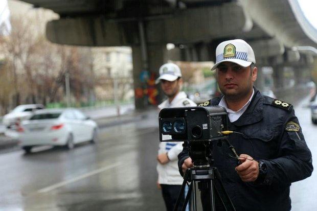 پلیس راهور مازندران به دست افزارهای نوین مجهز شد