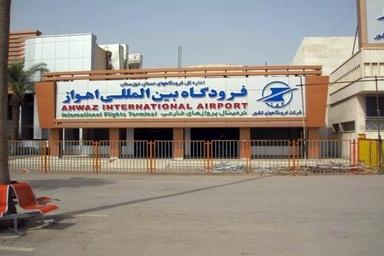 تسریع در عملیات ساخت ترمینال جدید فرودگاه آبادان