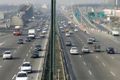 سفرهای جاده ای البرز ۶۰ درصد کاهش یافت