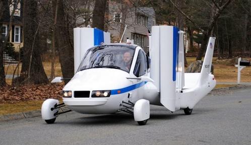 خودرو پرنده ولوو