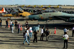 رونمایی از سه دستاورد صنعت هوانوردی در نمایشگاه هوایی
