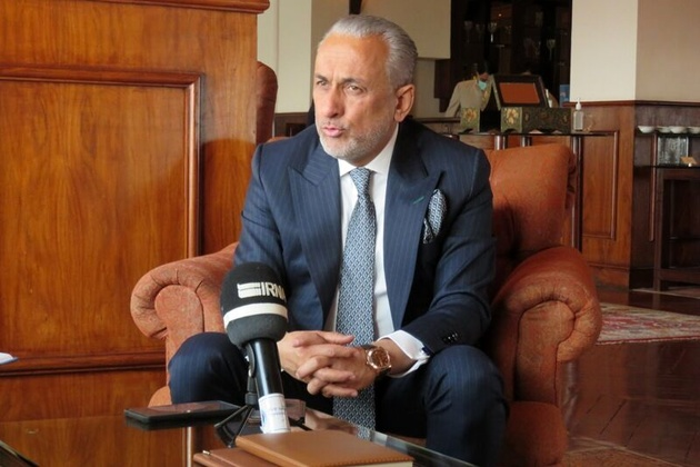 وزیرتجارت افغانستان خواستار اتصال خط آهن خواف-هرات به چابهار شد