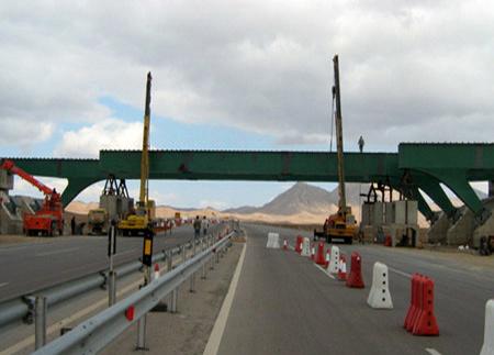 عملیات اجرایی آزادراه منجیل-رودبار آغاز شد