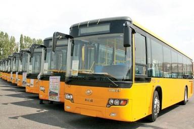 خدمات اتوبوسرانی بوشهر برای جانبازان و توانیابان رایگان شد