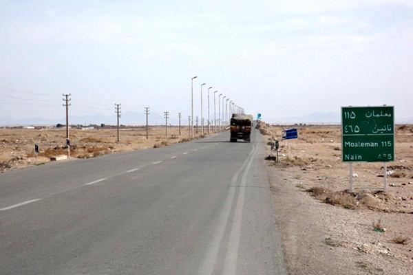 محدودیتهای کرونا تردد در راه های اصفهان را ۲۹ درصد کمتر کرد