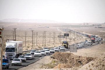رشد ۱۲ درصدی ترافیک در جادههای خراسان جنوبی