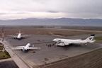 کاهش کنترل سازمان هوایپمایی با افزایش تایپ هواپیما