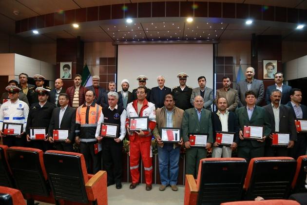 برگزاری جشنواره ایمنی رانندگان حرفهای استان در مشهد