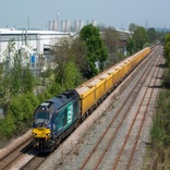 Direct Rail Services launches tender for 10 locomotives