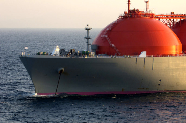 Trade War Cuts U.S. LNG Exports to China