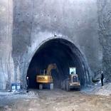 عملیات حفاری تونل باغان به طول ۱۸۸۴ متر به اتمام رسید