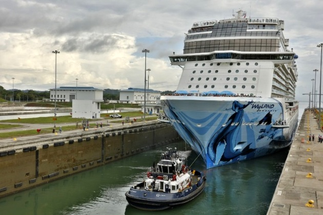 Panama Canal Records New Milestone, Welcomes the Largest Passenger Ship To-Date