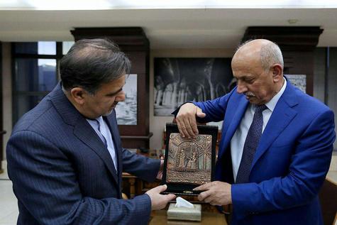 جزئیات نشست وزیر راه و شهرسازی کشورمان با وزیر حملونقل عراق