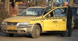 فعالیت تاکسیهای فرسوده در مشهد
