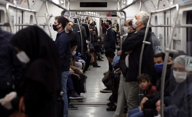 ابراز نگرانی رییس شورای تهران از تراکم مسافران در حمل و نقل عمومی