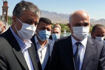 رایزنی برای برقراری مسیر اتوبوسی نخجوان-باکو از خاک ایران