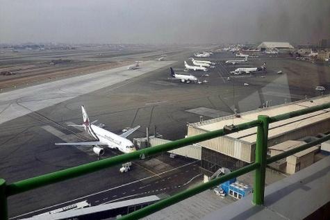 لغو سه پرواز فرودگاه دزفول به علت بدی هوا