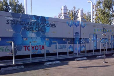 تأمین انرژی کارخانههای تویوتا با هیدروژن