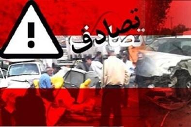 ۳ کشته و مصدوم در تصادف جاده بروجرد- اراک