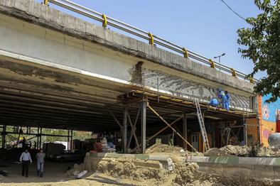 تعمیرات اساسی 22 پل بزرگ استان آذربایجانغربی