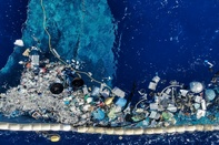 Ocean Cleanup Tweaks, Redeploys Plastics Collecting System