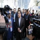 وزیر راه و شهرسازی از فرودگاه  امام بازدیدکرد / افزایش 14 درصدی طرفیت پذیرش مسافر