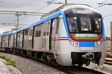 Hyderabad metro set for November opening