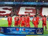 سقوط هواپیمای اوکراینی روی فوتبال ایران!