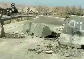 تداوم حاشیههای حادثه جاده شیراز- خرامه؛ چرا بهصورت موقت ایمنسازی نشد؟