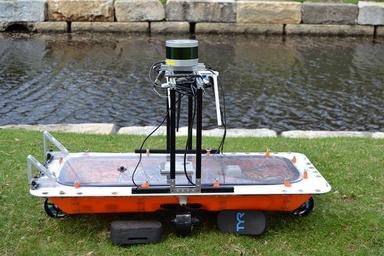 حمل و نقل شهری با قایقهای هوشمند خودران