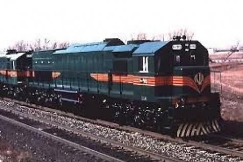 انجام مطالعات افزایش سرعت لوکوموتیو خط آهن ارس