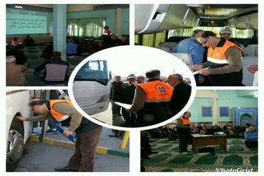 برگزاری دوره آموزشی ویژه مدیران فنی شرکت های حمل و نقل مسافربری عمومی جاده ای قزوین