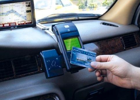 پرداخت الکترونیکی کرایه تاکسی در گرو استقبال رانندگان