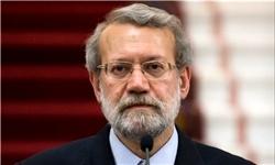 دیدار ولاییهای مجلس با لاریجانی