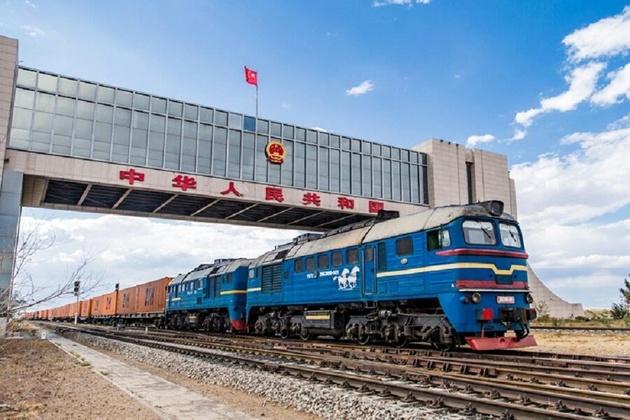 چین در اعزام قطارهای باری به اروپا رکورد زد