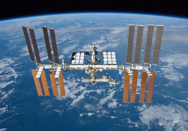 مشاهده ایستگاه فضایی ISS با «گوگل استریت ویو»