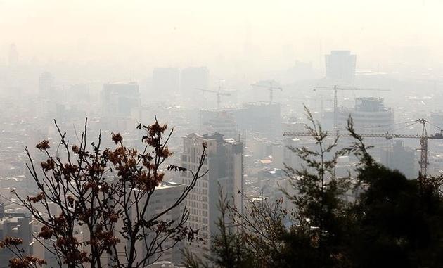 قصور شهرسازی در آلودگی هوا