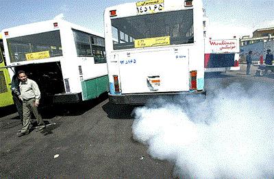 امکان واردات اتوبوسهای دسته دو خارجی برای تهران