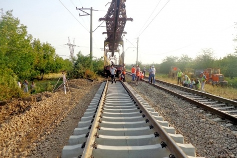 ریلگذاری خطآهن خواف - شمتیغ تا دهه فجر